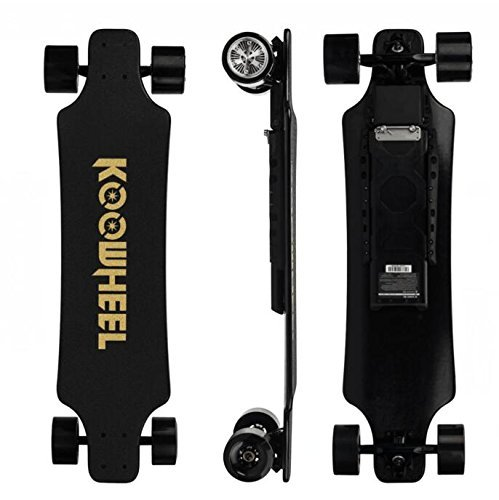 Koowheel D3M 2nd Generation Electric Longboard