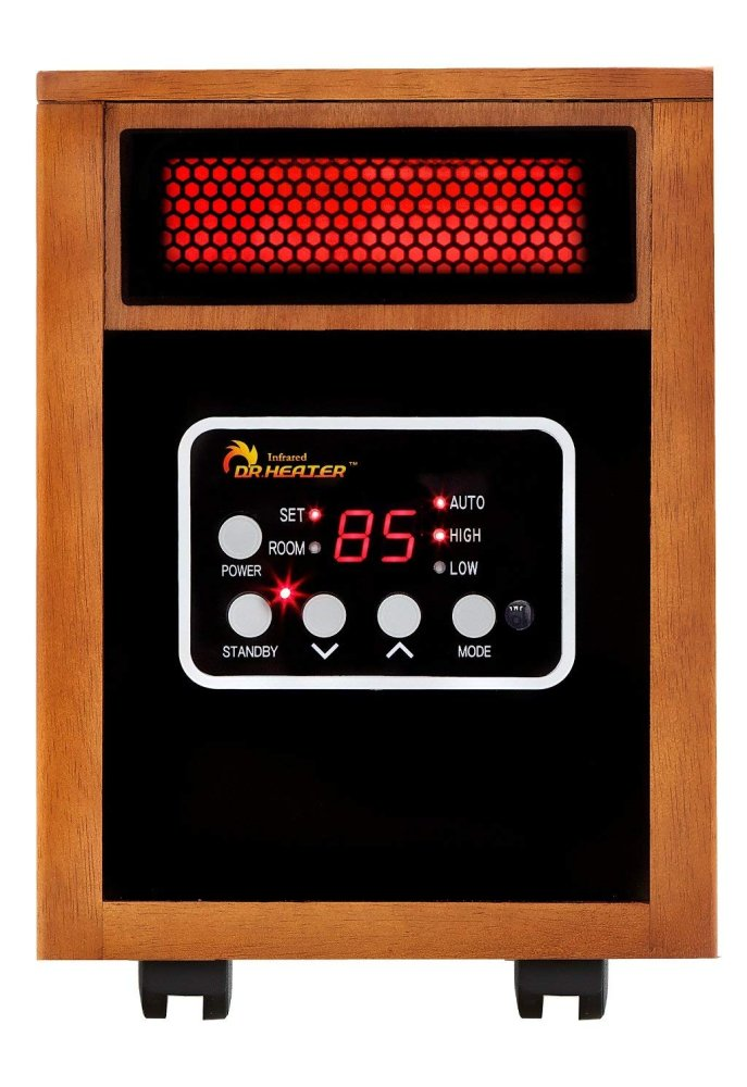 Dr Infrared Heater Portable