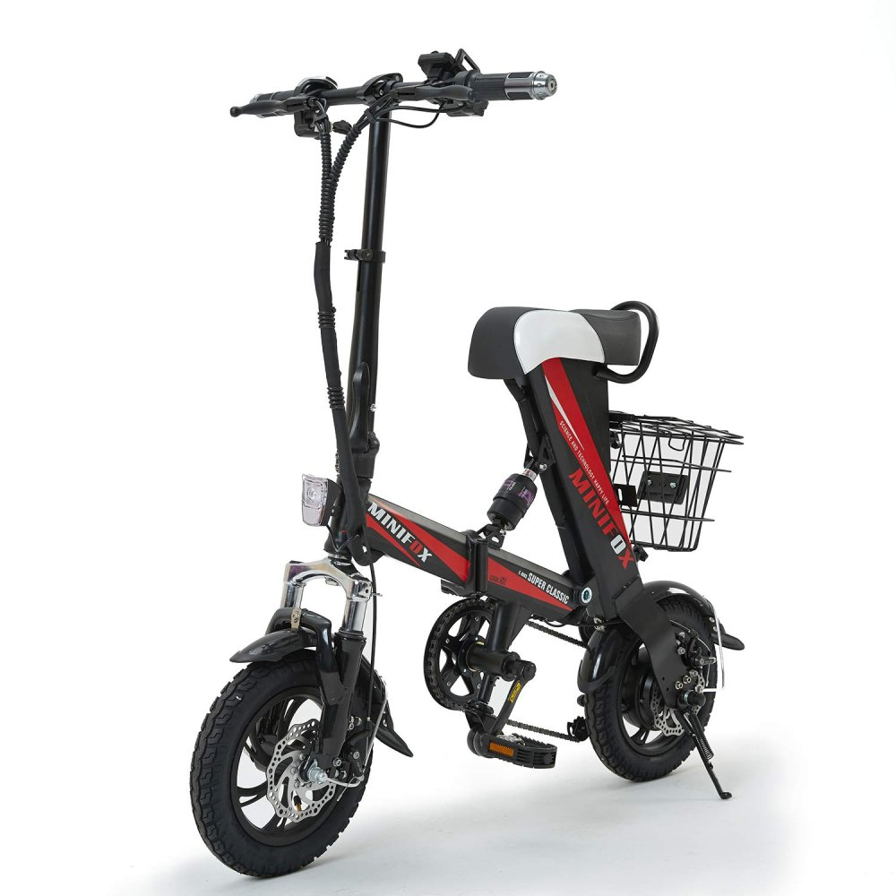 MEIYATU Folding Electric Bicycle