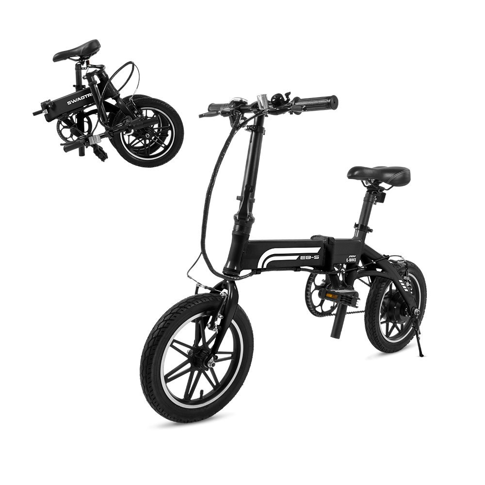 SwagCycle Pro Lightweight and Aluminum Electric Bike