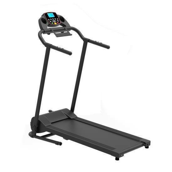 SereneLife SLFTRD18 Smart Digital Folding Electric Motorized Treadmill