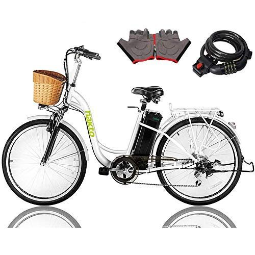 NAKTO Electric Bicycle Sporting Shimano