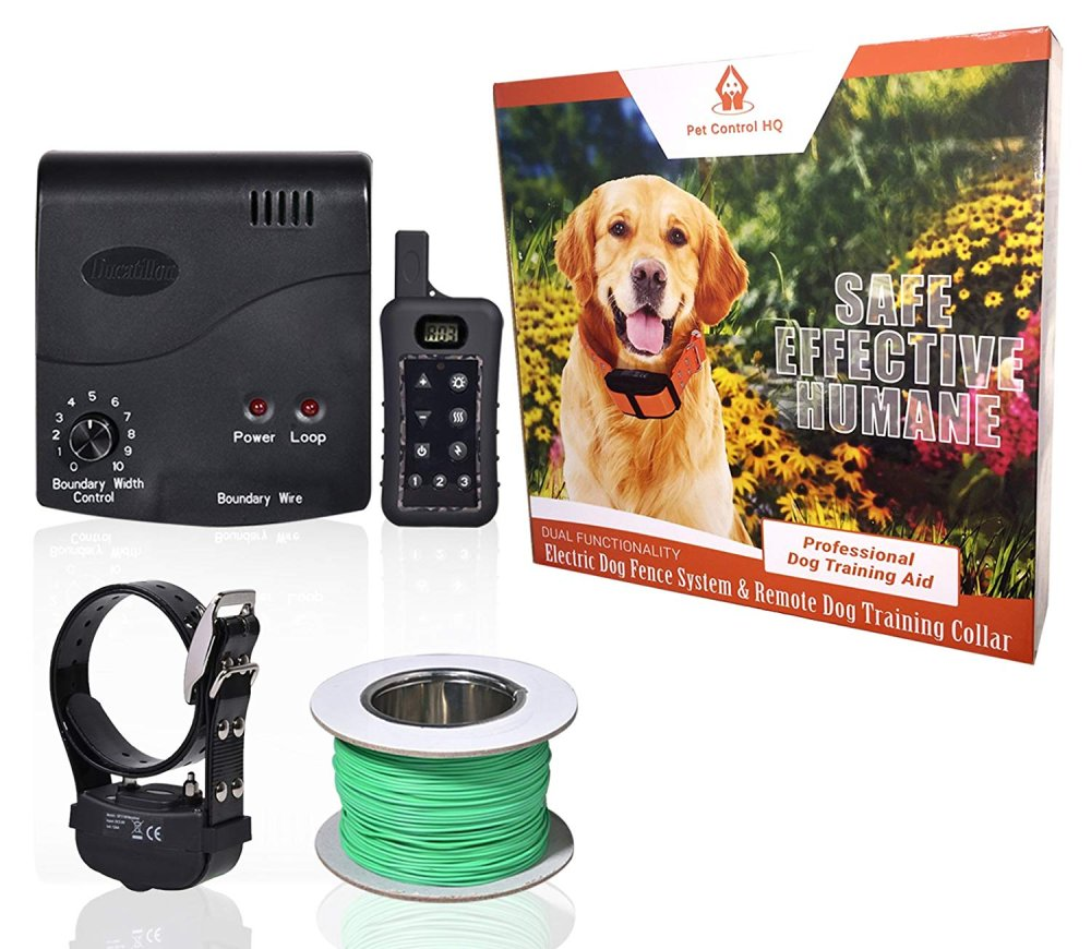Pet Control HQ Wireless Combo System