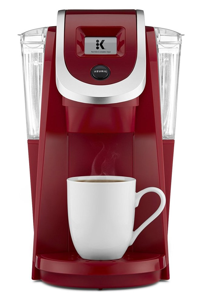 Keurig K250 Single Serve K-Cup Pod Coffee Maker