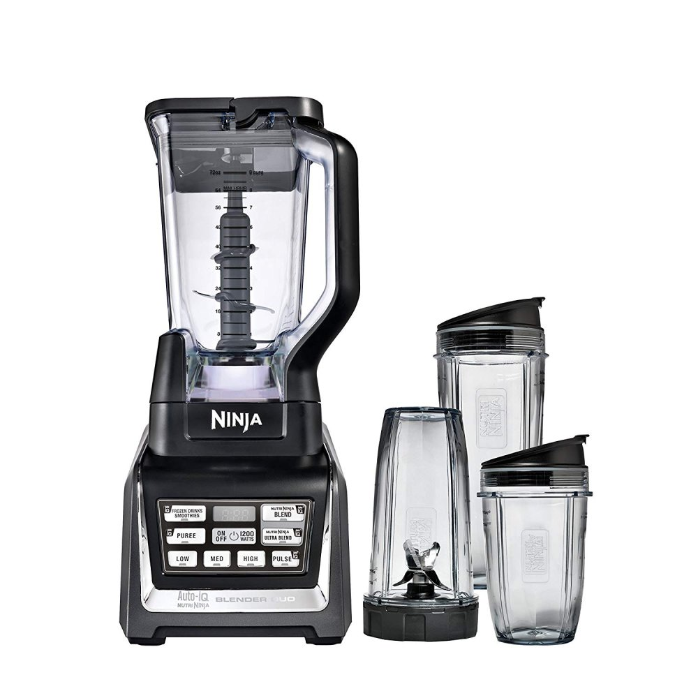 Nutri Ninja Personal and Countertop Blender (BL642)