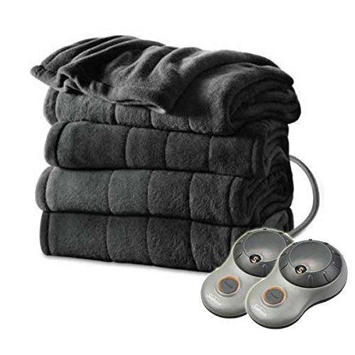Sunbeam Heated Electric Blanket Microplush King