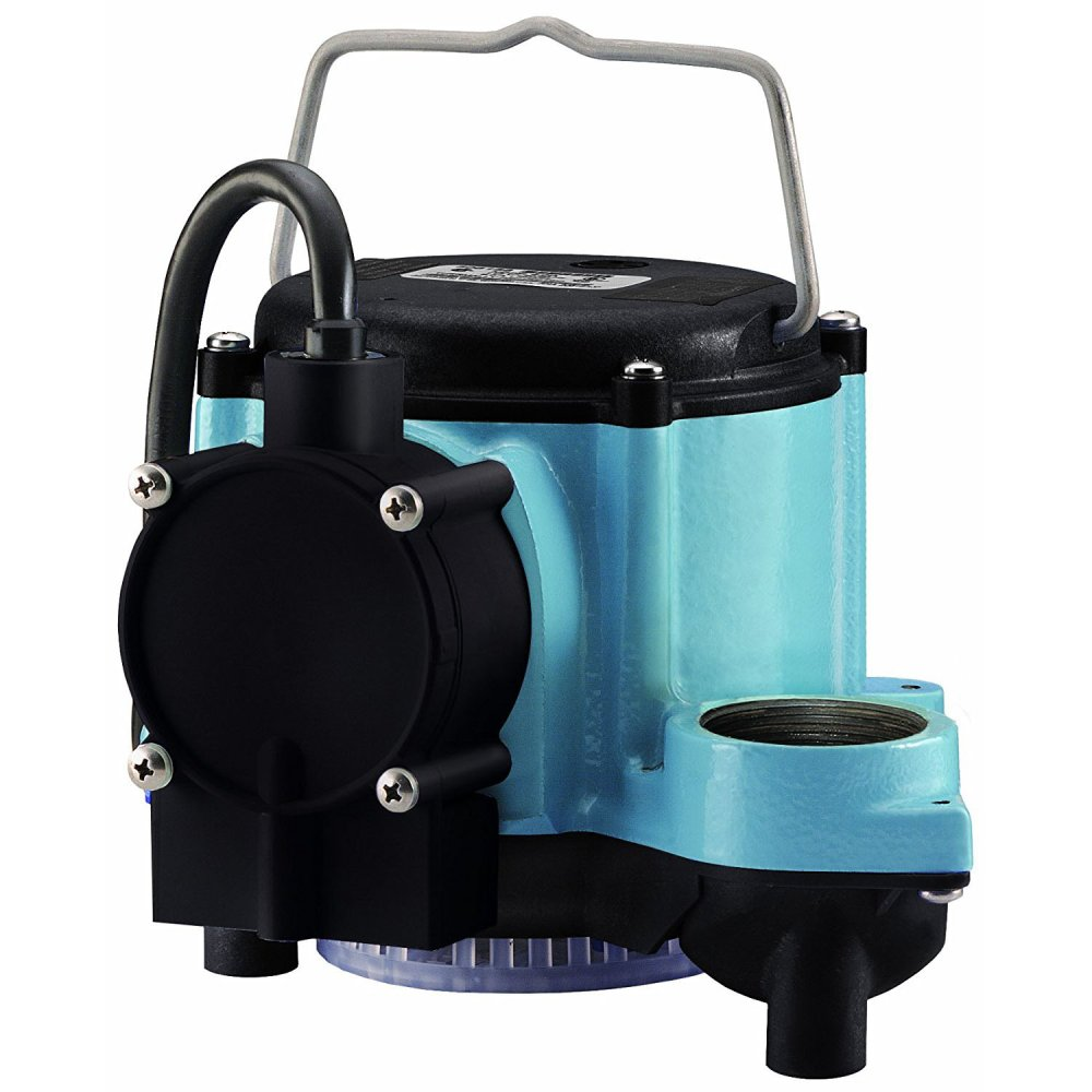 Little Giant Submersible Sump Pump
