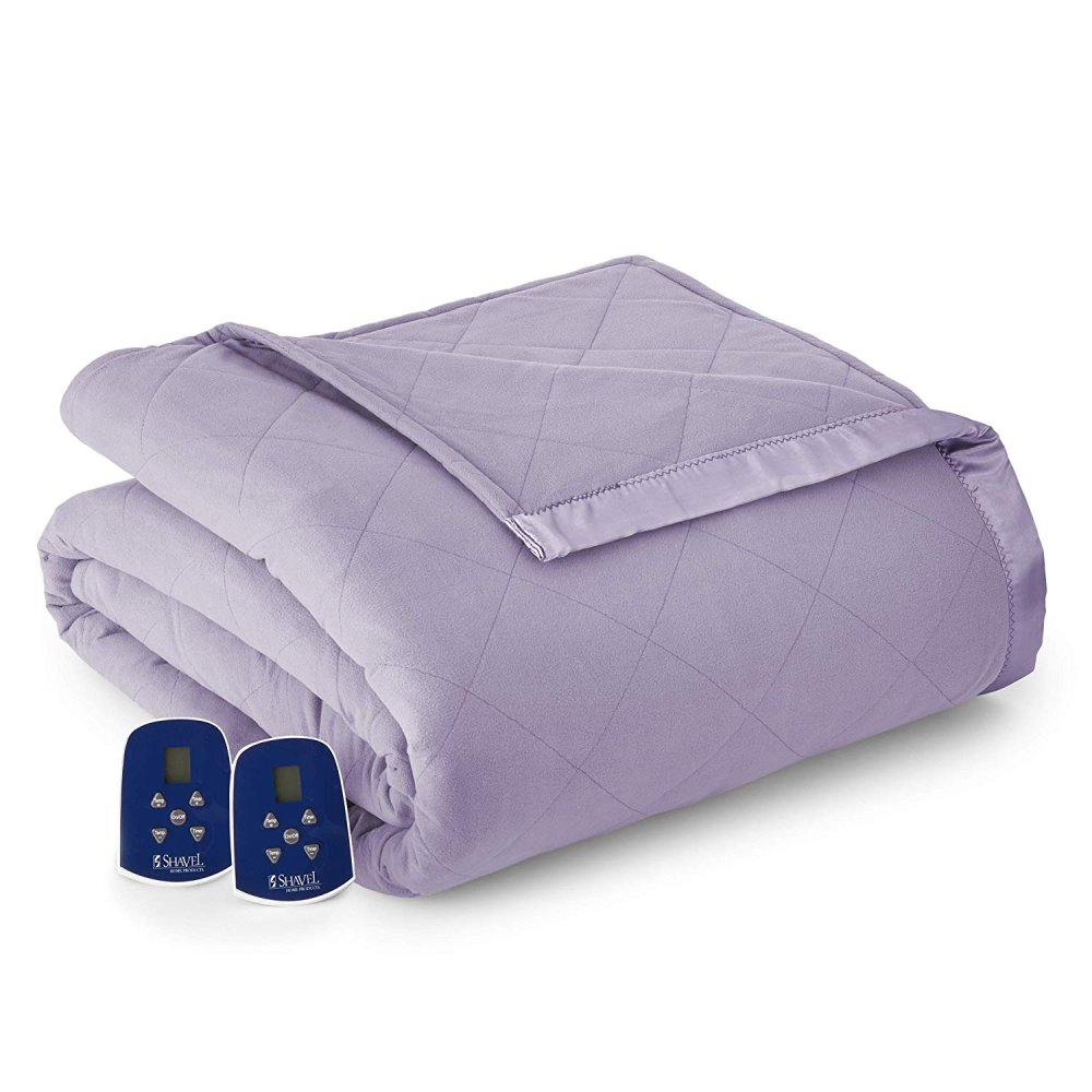Shavel Home Products Thermee Electric Queen Blanket