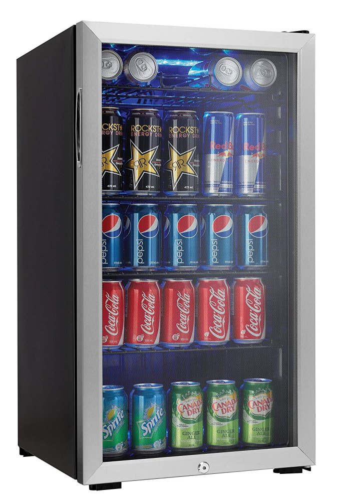 Danby 120 Can Beverage Center 3.3 Cu. Ft.